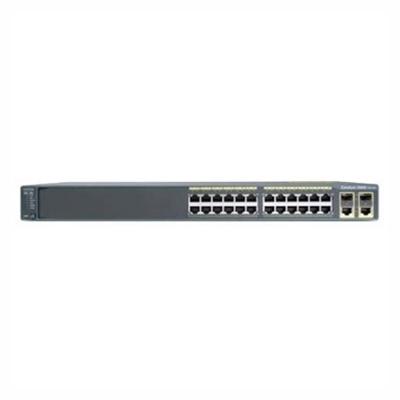 Cisco WS-C2960X-24TD-L Catalyst 2960-X 24 GigE, 2 x 10G SFP+, LAN Base Switch