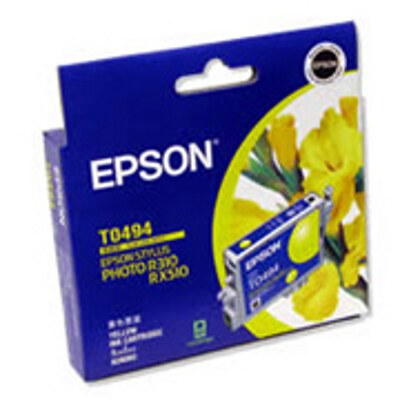 Epson Yellow Ink Cartridge to suit RX510