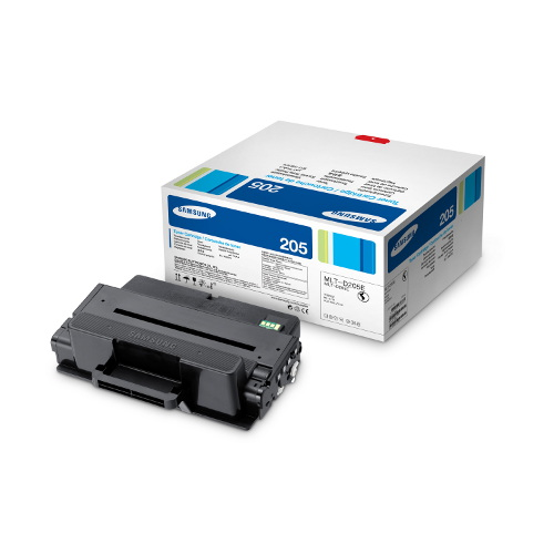 Samsung MLT-D205E Black Toner/Drum (10,000 Yield)