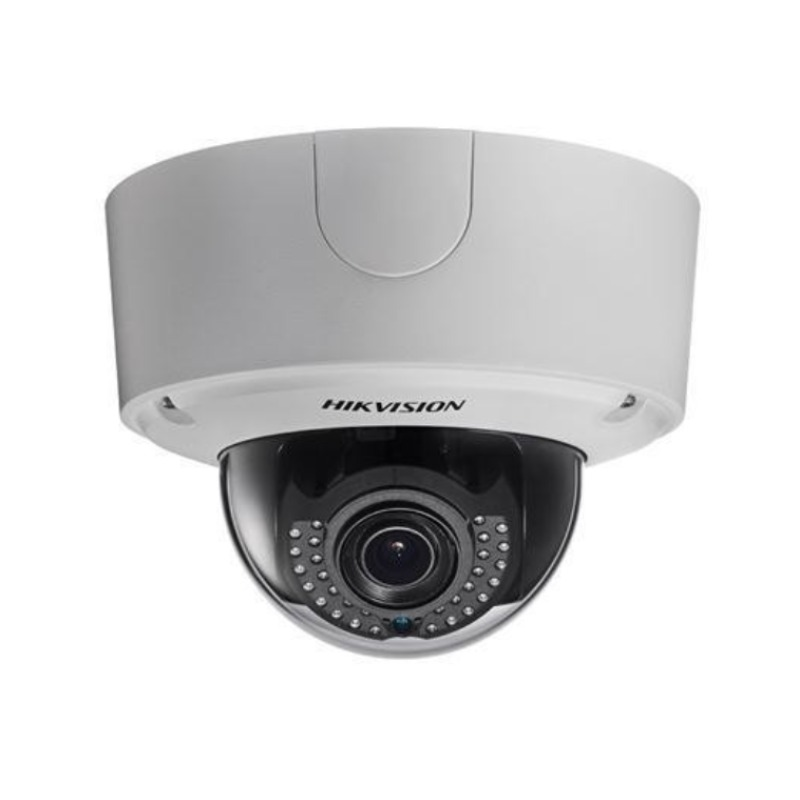 Hikvision DS-2CD4526FWIZP 2MP Darkfighter ANPR Dome Camera, 120dB WDR, IR, 60fps, IP66,PoE, 2.8-12mm