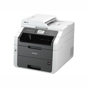 Brother MFC-9330CDW Colour LED Multifunction - Print, Scan, Copy, Fax, Wireless and Duplex