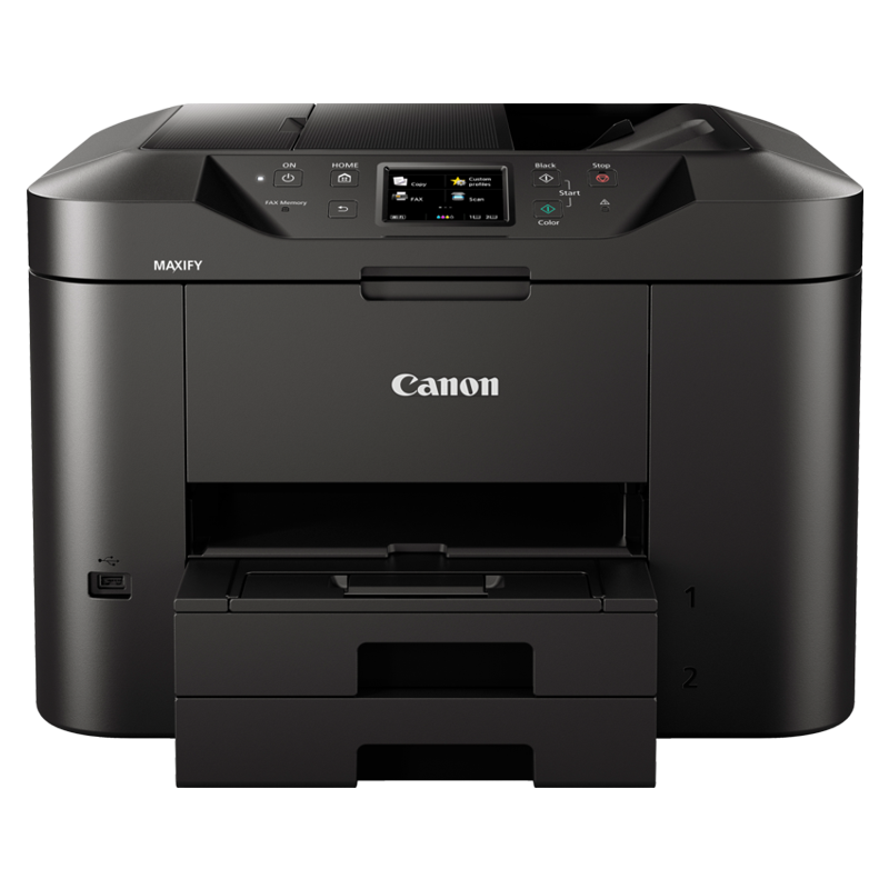 Canon MB2760 MAXIFY Multifunction Inkjet - Print, Copy, Scan, Fax