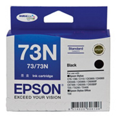 Epson C13T105192 Black Ink Cartridge (same as C13T073190)
