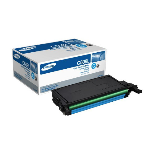 Samsung Cyan Toner for CLP-620ND  (Average 4,000 Pages @ ISO/IEC 19798)