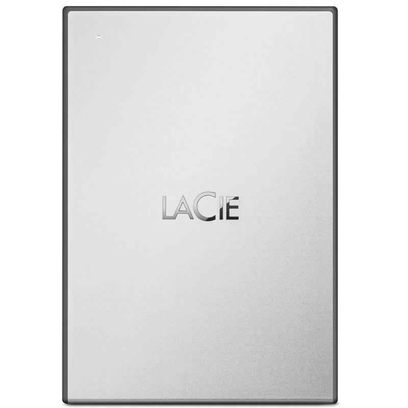 LaCie STHY2000800 2TB 2.5 Inch USB 3.0 Portable External Hard Drive
