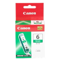 Canon BCI6G Green Ink Cartridge