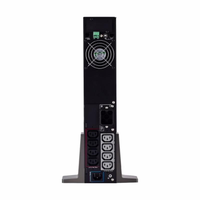 Eaton 5PX1500IRT 5PX 1500VA Line Interactive 2U Rack/Tower UPS, 10A Input