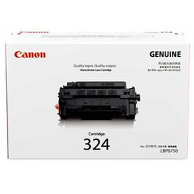 Canon CART324 Toner Cartridge to suit LBP6750DN (Yield, 6,000 pages)