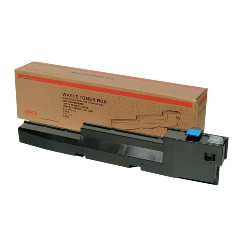 OKI 45531503 Waste Toner Box for C911, C931, C941 (40,000 pages)