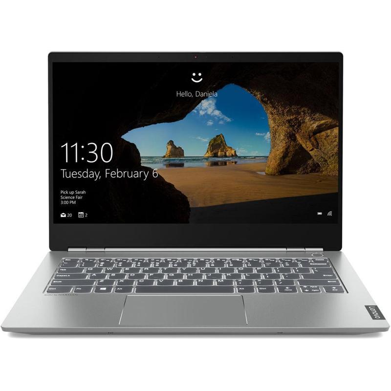 Lenovo ThinkBook 14s, Core i5-10210U 1.6/4.2Ghz, 8GB, 256GB SSD, 14 Inch FHD, Win 10 Pro 64