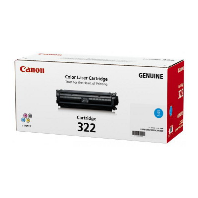 Canon CART322C Cyan cartridge for LBP9100CDN - 7,500 Page Yield