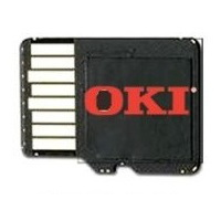 OKI 44301003 Memory Card 16GB Secure Digital High Capacity (SDHC) for MC561/MC562
