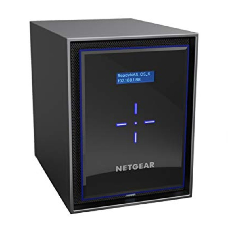 Netgear RN42600 ReadyNAS 426, 6-Bay Diskless Business NAS