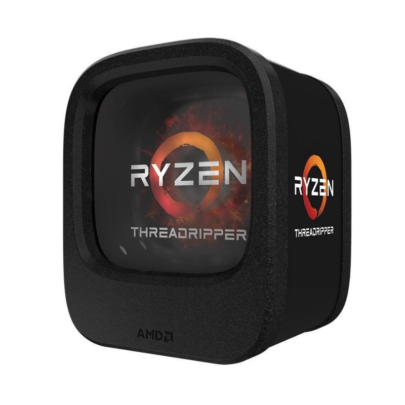 AMD Ryzen Threadripper 1950X, 16-Core/32-Thread, Unlocked, 4.0GHz, Socket sTR4