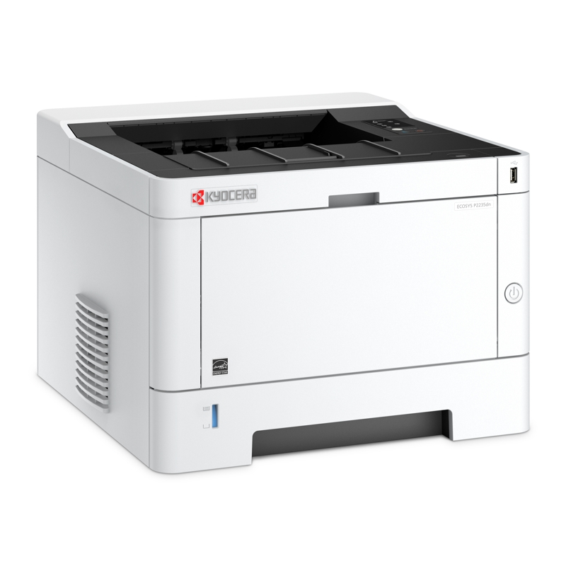 Kyocera P2235DN ECOSYS Mono Laser with Ethernet