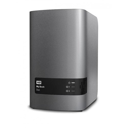 Western Digital My Book Duo 4TB External HDD