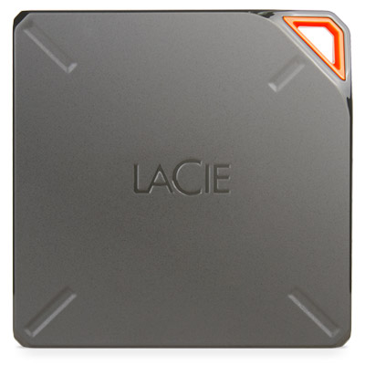 LaCie STFL2000300 2000GB Fuel Wireless HDD for iPhone/iPad and Android Devices