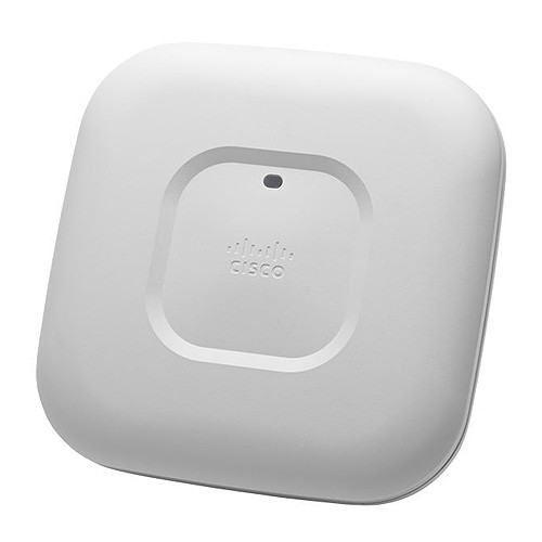 Cisco Aironet 2702e Wave 1 3x4 Wireless AC Access Point with External Antennas