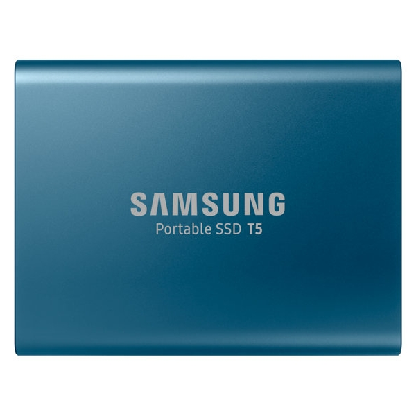 Samsung MU-PA250B/WW 250GB Portable SSD T5, USB 3.1 (Type C) only