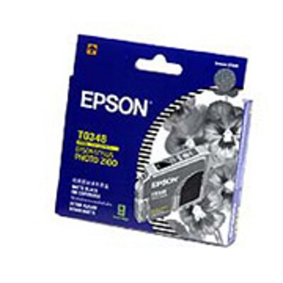 Epson Matte Black Ink Cartridge