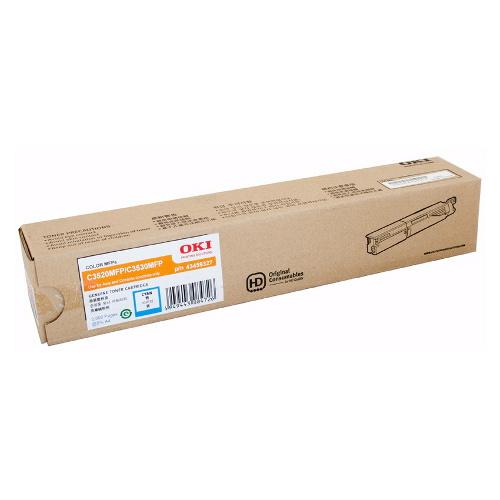 OKI Cyan Toner Cartridge to suit C3530MFP (2,000 Yield)