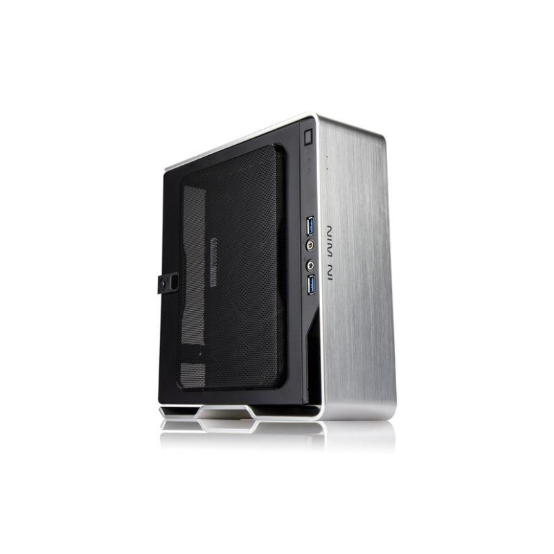 Chopin Inwin Mini-ITX, Silver Chassis, 150W PSU