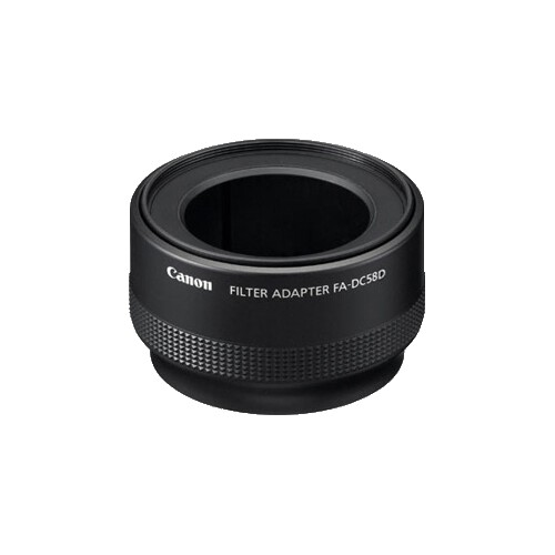 Canon FADC58D Lens Filter Adapter to suit G15