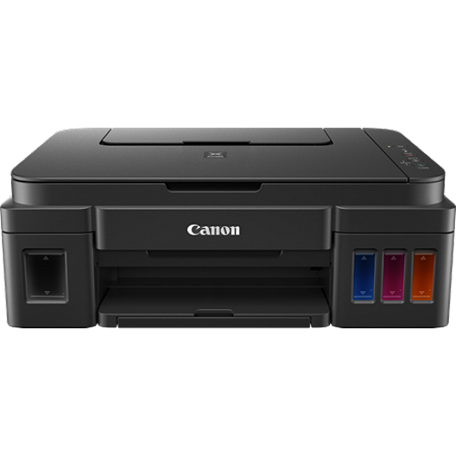Canon G2600 Pixma G Series - Continuous Ink Supply System - Print, Scan, Copy