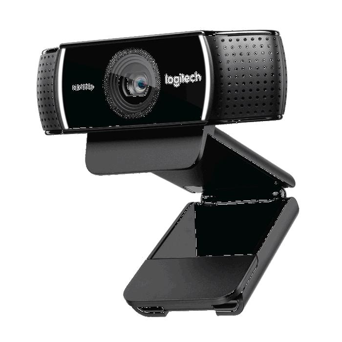 Logitech 960-001090 C922 HD Pro Stream Webcam