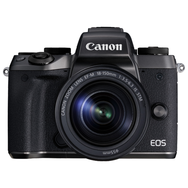 Canon M5SK EOS M5 Mirrorless Camera Super kit with EFM18-150ST