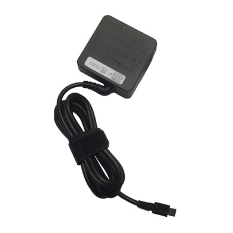 Toshiba PA5279A-1AC3 USB-C AC Adapter, 45W (suits X20, X30, X40)