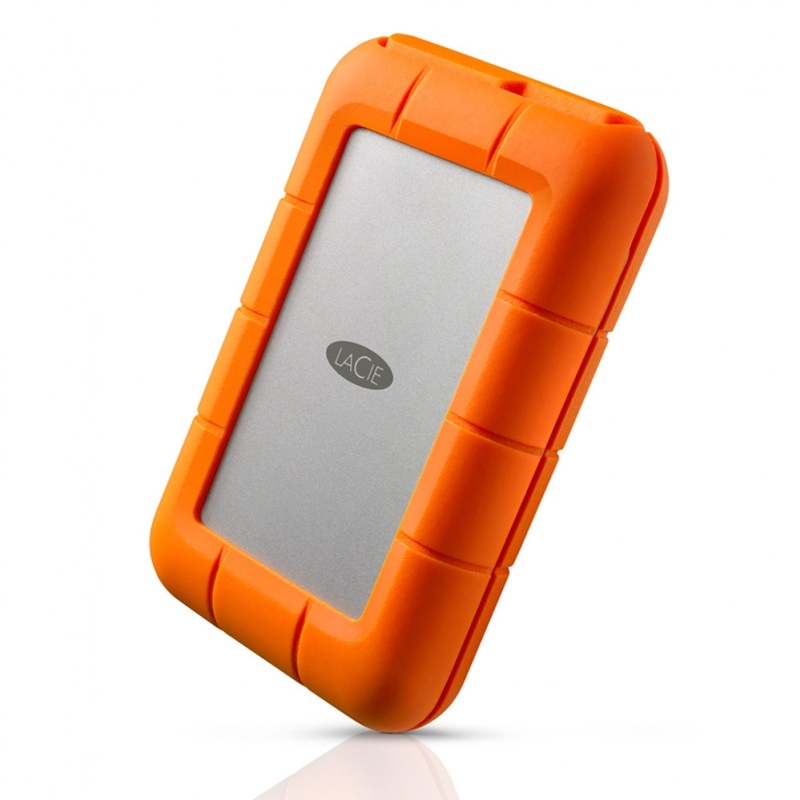 LaCie STEV1000400 1TB Rugged Thunderbolt and USB 3.0 External HDD