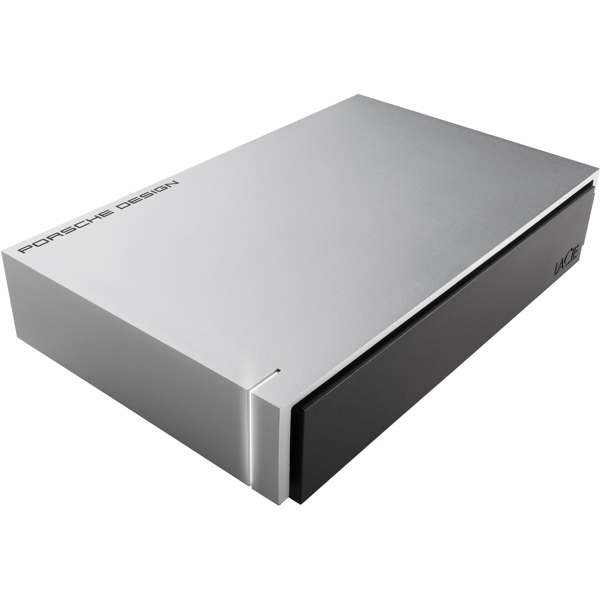 LaCie STEW4000400 4000GB Porsche Design USB3.0 Desktop Drive for Mac