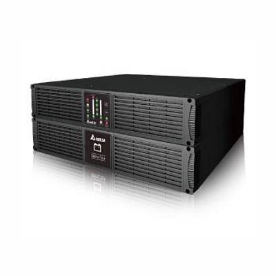 Delta Gaia Series On Line 3KVA Single Phase, 15 Amp, UPS