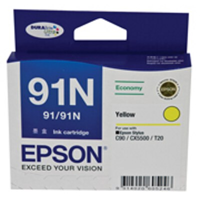 Epson Yellow Low Cost Cartrdige to suit CX5500, CX90 (Same as C13T091492)