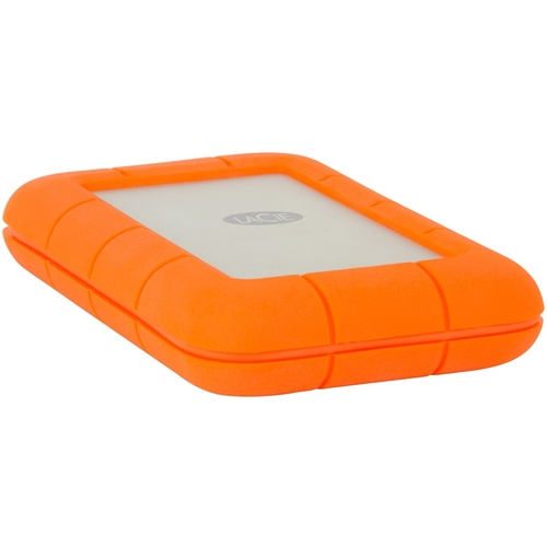 LaCie STFS5000800 5000GB Rugged Thunderbolt / USB-C Portable Drive
