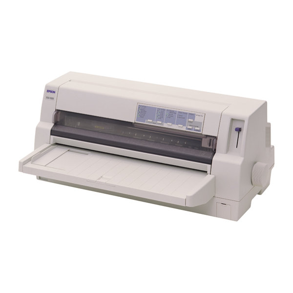 Epson DLQ-3500 24 Pin Dot Matrix Printer 13.6 Inch Print Width