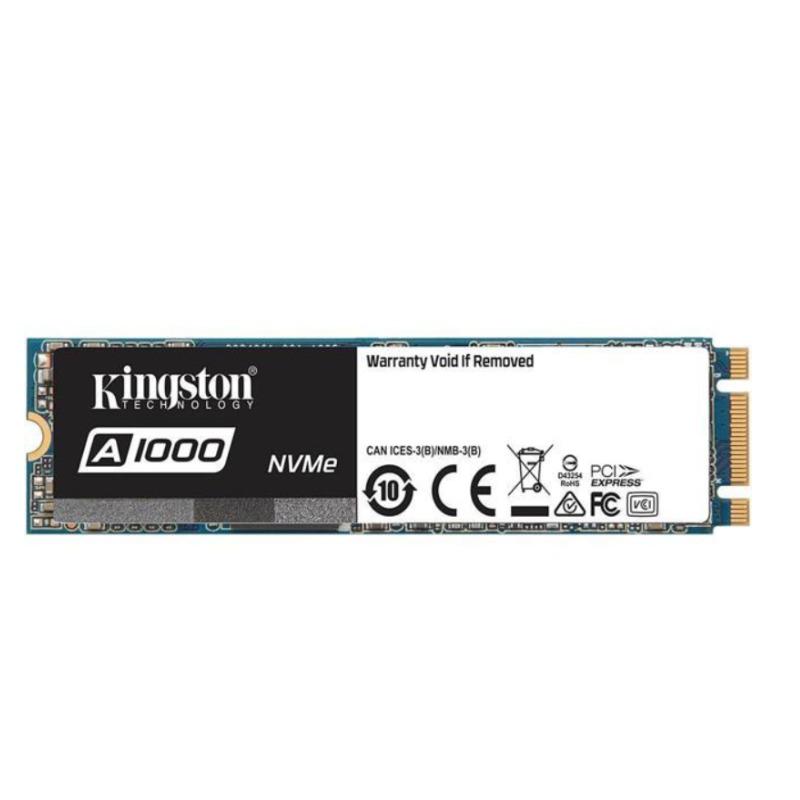 Kingston A1000 SSDNow M.2 NVMe - 480GB SSD