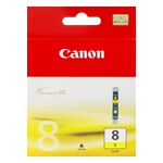 Canon CLI8Y Yellow Ink Cartridge
