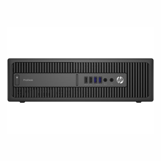 HP 600 G2 SFF, Core i5-6500U 3.2Ghz, 8GB, 256GB SSD, No Optical, Win 10 Pro 64, 3 Yr