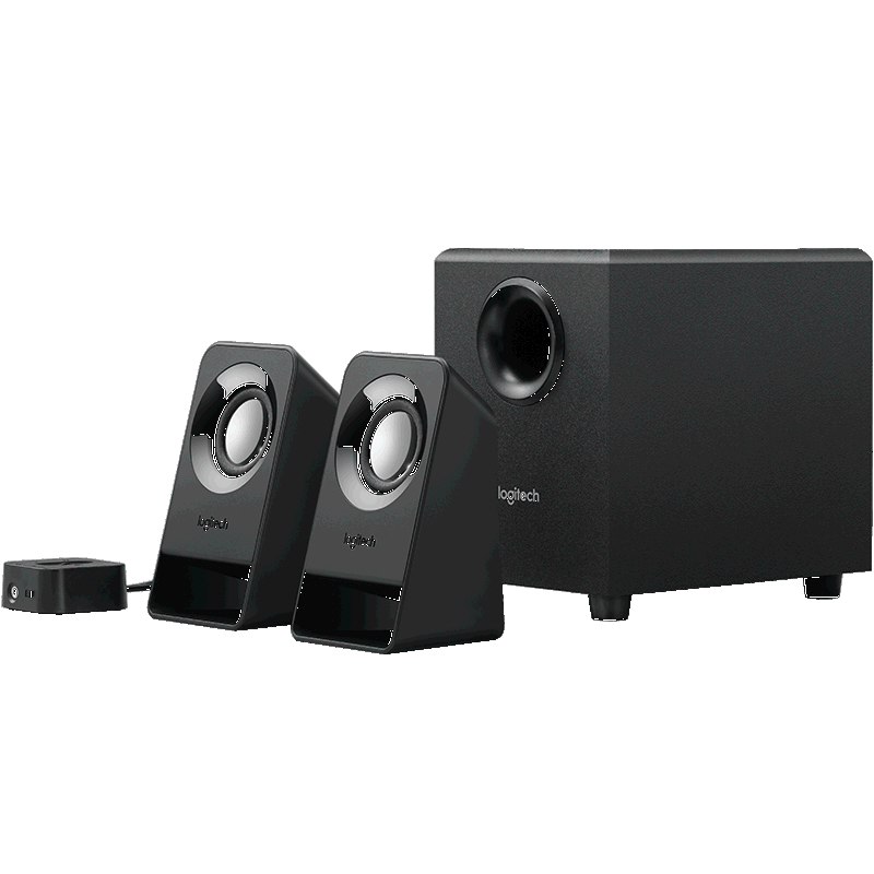 Logitech 980-000944 Z213 Multimedia Speakers