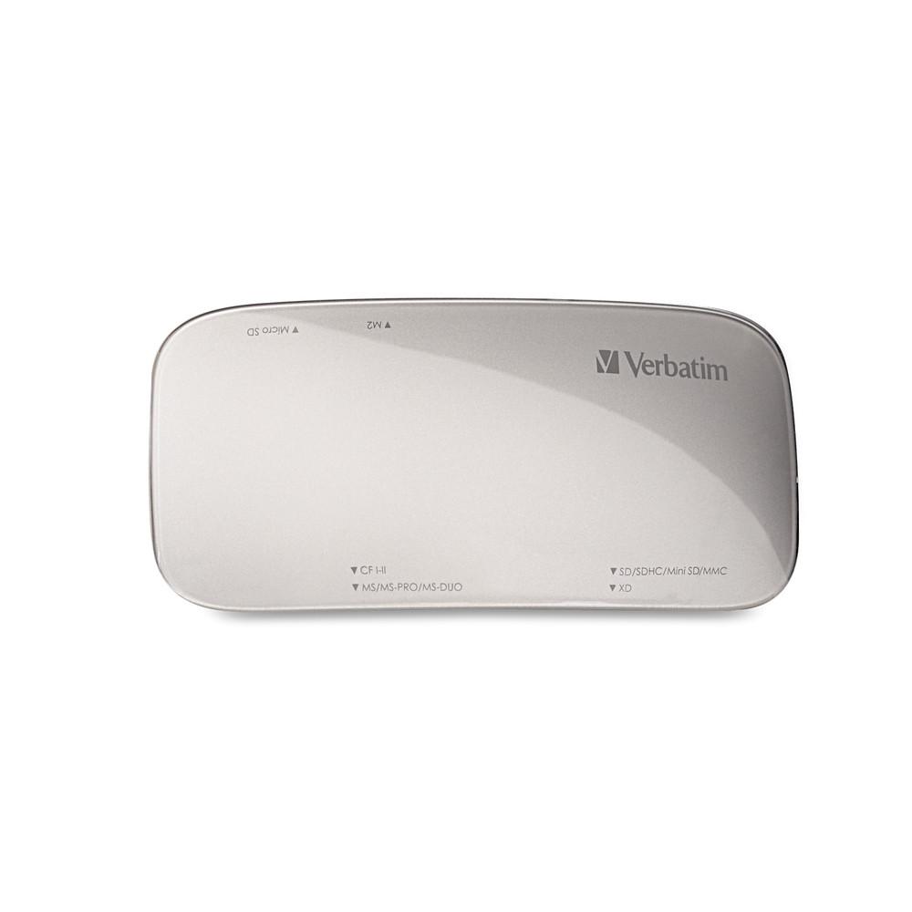 Verbatim 97706 Universal Card Reader, USB 3.0