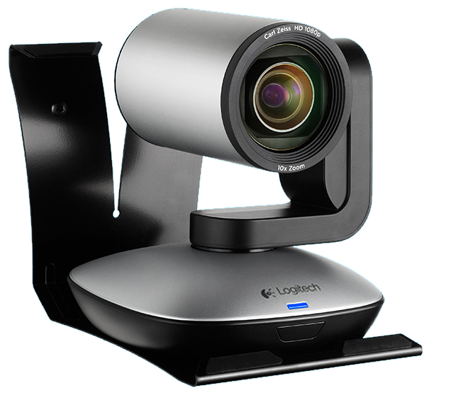 Logitech PTZ Pro Camera, HD 1080P, USB
