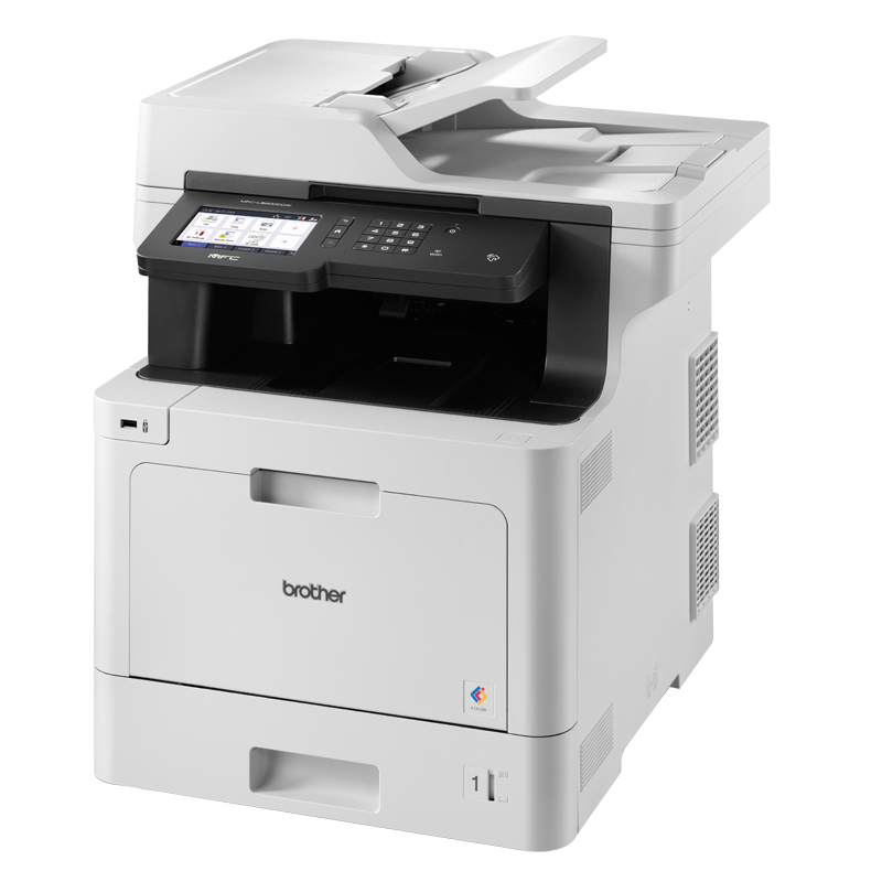 Brother MFC-L8900CDW Colour Laser Multifunction - Print, Copy Scan and Fax