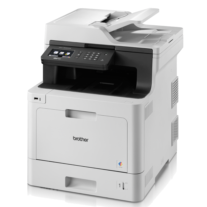 Brother MFC-L8690CDW Colour Laser Multifunction - Print, Copy Scan and Fax