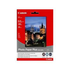 Canon SG2014X6 20 Sheets, 260 gsm Semi Gloss Photo Paper
