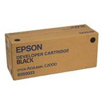Epson Developer Cartridge Black