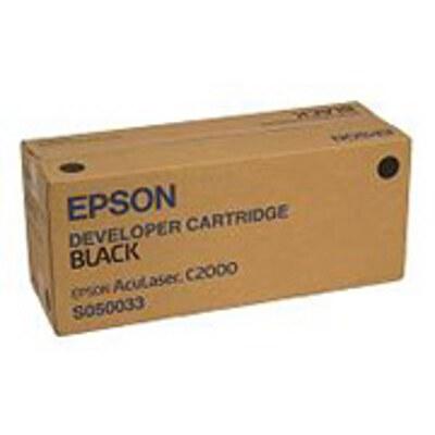 Epson Developer Cartridge Black
