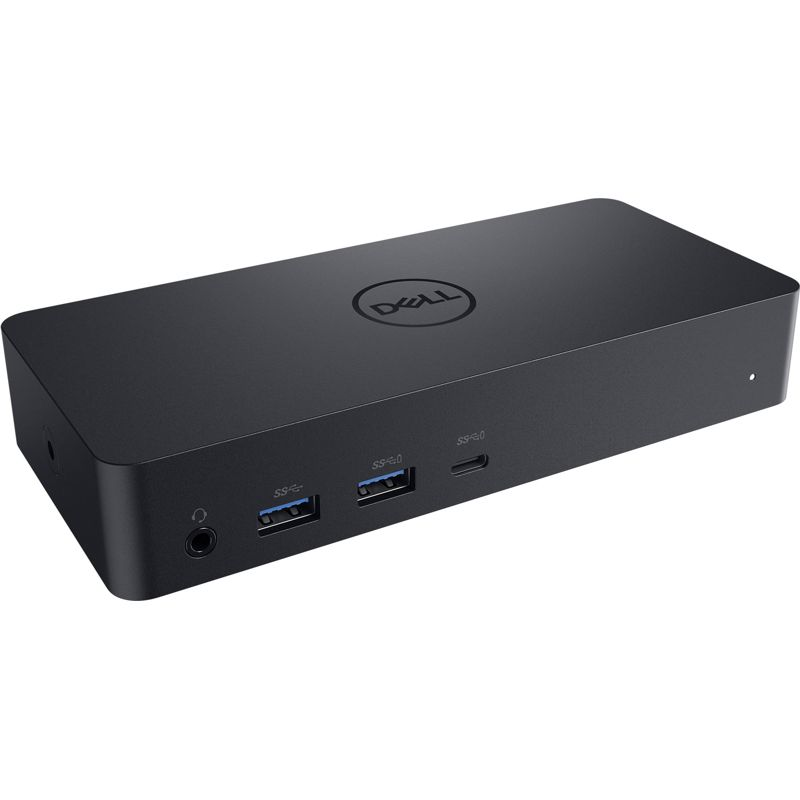 Dell D6000 USB-C Docking Station, 1xUSB-C, 4xUSB3.0, Gigabit Ethernet, HDMI, 2xDP