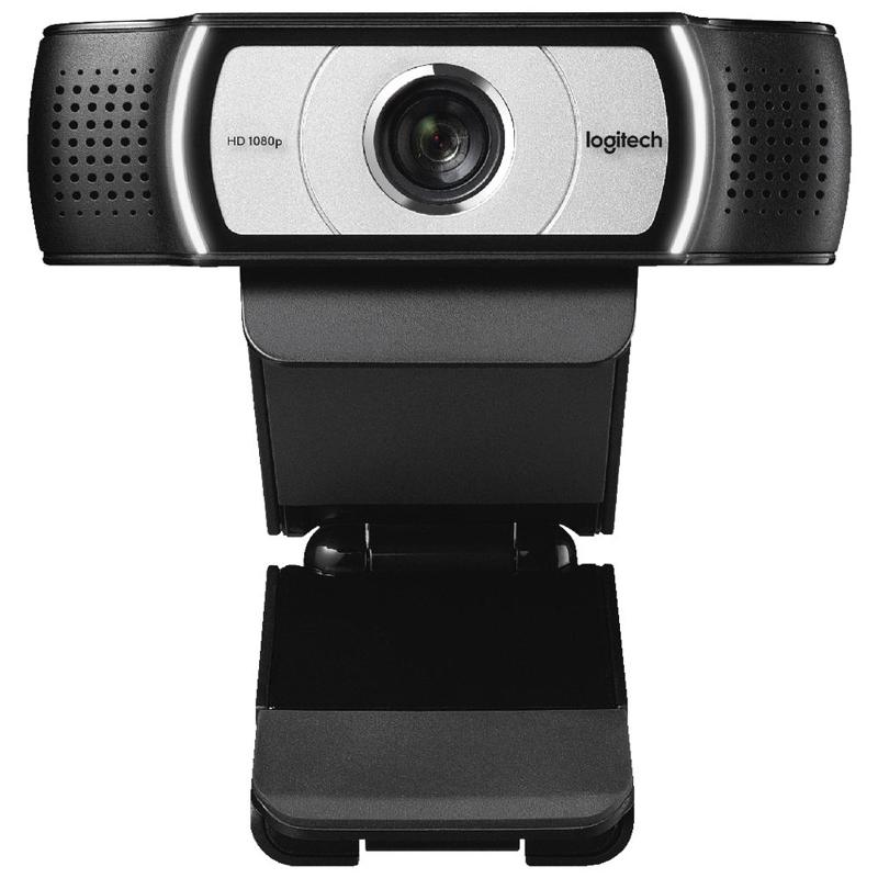 Logitech 960-001260 C930C Wide Angle Full HD Webcam, USB